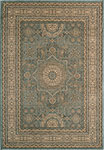 Belmont BE-03 Light Blue Momeni Area Rug