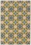 Caspian 3331 W  Indoor-Outdoor Area Rug by Oriental Weavers