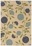 Caspian 8327 Y  Indoor-Outdoor Area Rug by Oriental Weavers