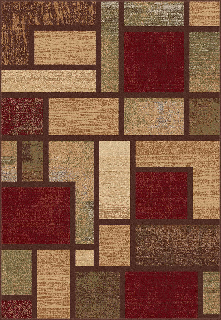 Contempo 8830 Multi Area Rug Modern Rugs Carpetmart