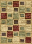 Shadows 1924 Multi Area Rug by Central Oriental