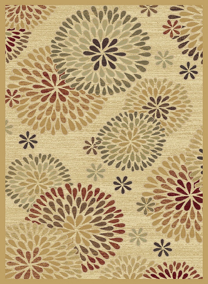 Shadows 1934 Multi Area Rug by Central Oriental