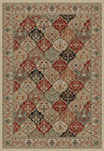 Ankara  6182 Ivory Area Rug by Concord Global Trading