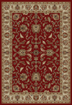 Ankara  6510 Red Area Rug by Concord Global Trading