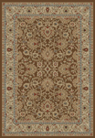 Ankara  6558 Brown Area Rug by Concord Global Trading