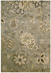 Jaipur JA41 Silver Area Rug by Nourison