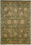 Jaipur JA46 Green Area Rug by Nourison