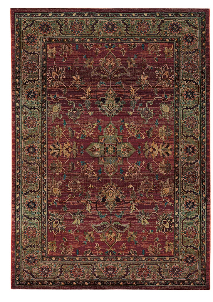 Oriental Weavers Kharma 450g Traditional Area Rug