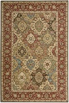 Living Treasures  LI03 Multi Area Rug by Nourison