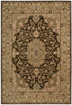 Nourison 2000 2028 Chocolate Area Rug by Nourison