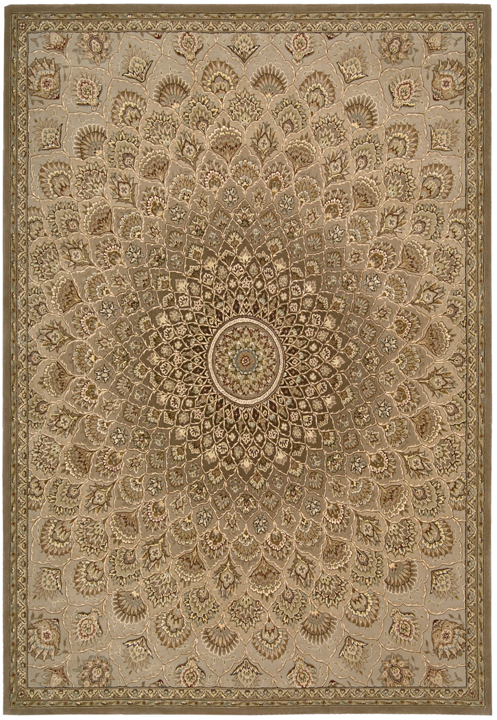 Nourison 2000 2262 Multi Traditional Area Rug Carpetmart