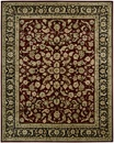 Nourison 2000 2002 Burgundy Area Rug by Nourison
