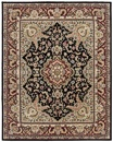 Nourison 2000 2005 Black Area Rug by Nourison