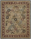 Nourison 2000 2101 Multi Area Rug by Nourison
