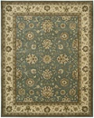 Nourison 2000 2210 Lt.Blue Area Rug by Nourison