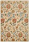 Nourison Graphic Illusions GIL06 Light Gold Area Rug