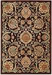 Nourison Graphic Illusions GIL17 Chocolate Area Rug