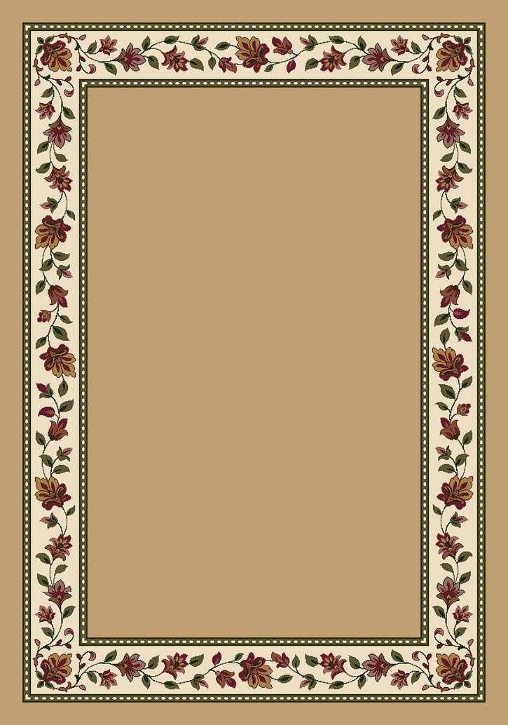 Symphony Solid Wheat C4883-4311  Area Rug