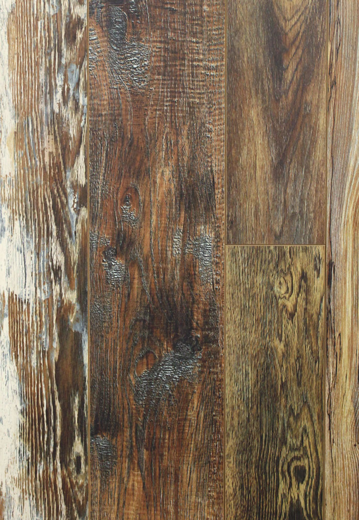 Architectural Remnants L3101 Dark Laminate Flooring By