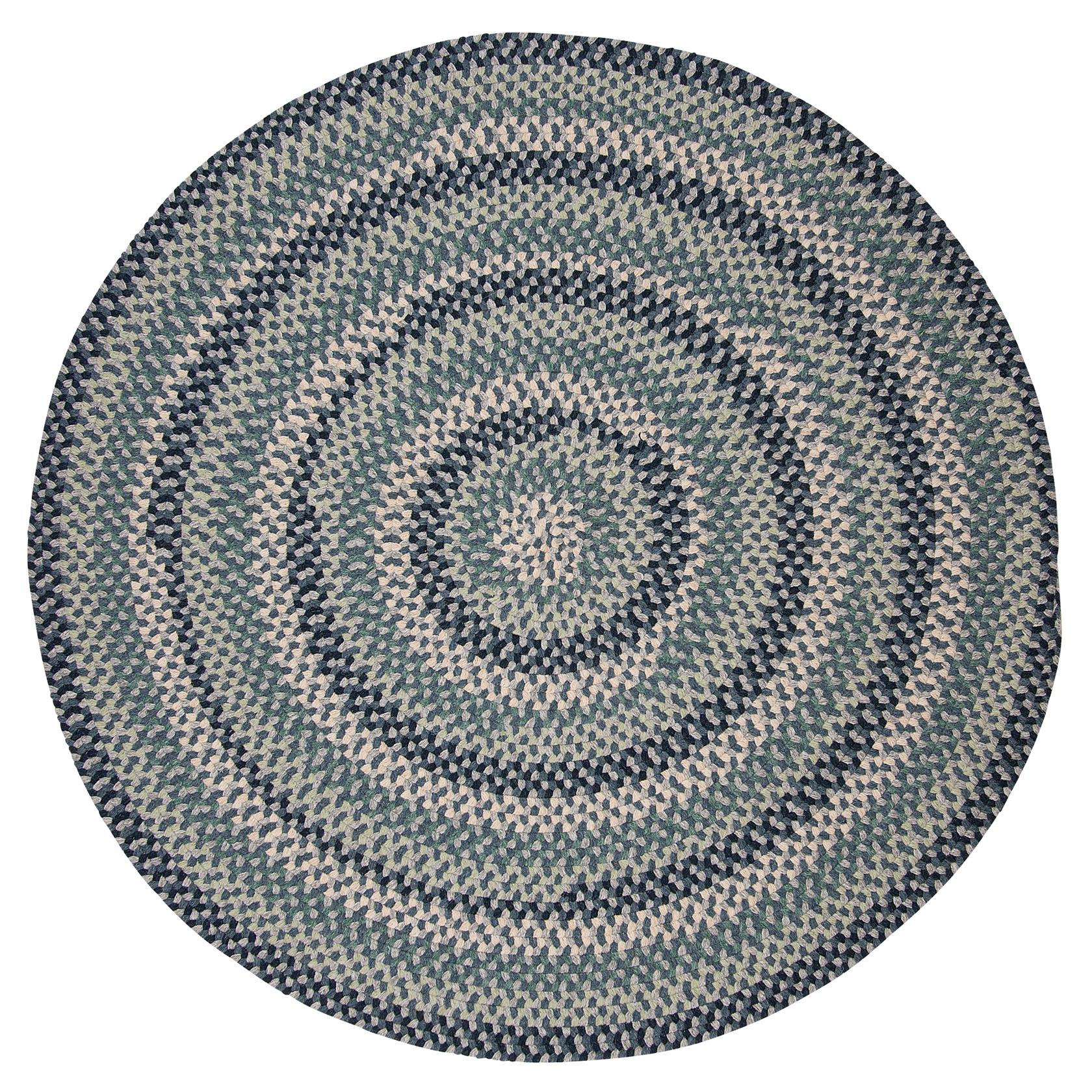 Traditional And Trend Setting Colors Blend Festively In This Reversible,  Oval Braided Rug To Put A Vibrant Stamp On Any Decor. Custom Sizes Are  Available.