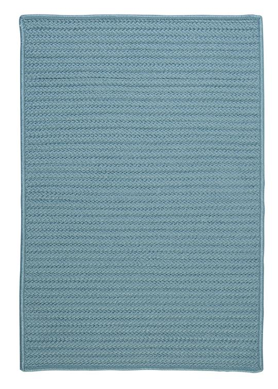 Colonial Mills Simply Home Solid H101 Federal Blue Area Rug
