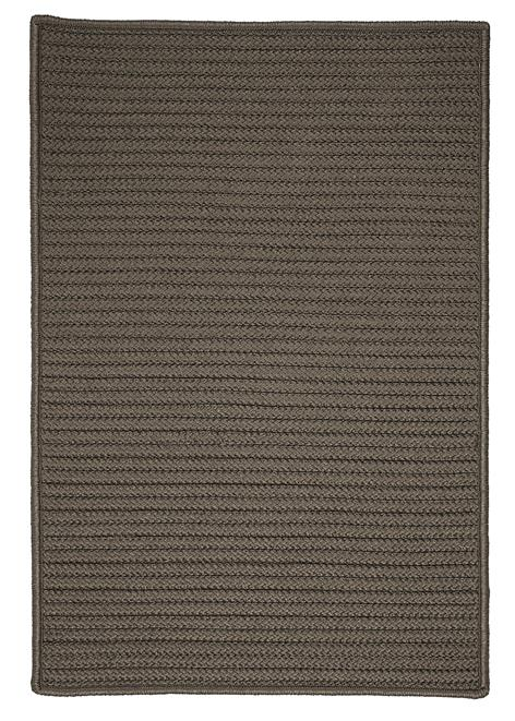 Colonial Mills Simply Home Solid H661 Gray Area Rug