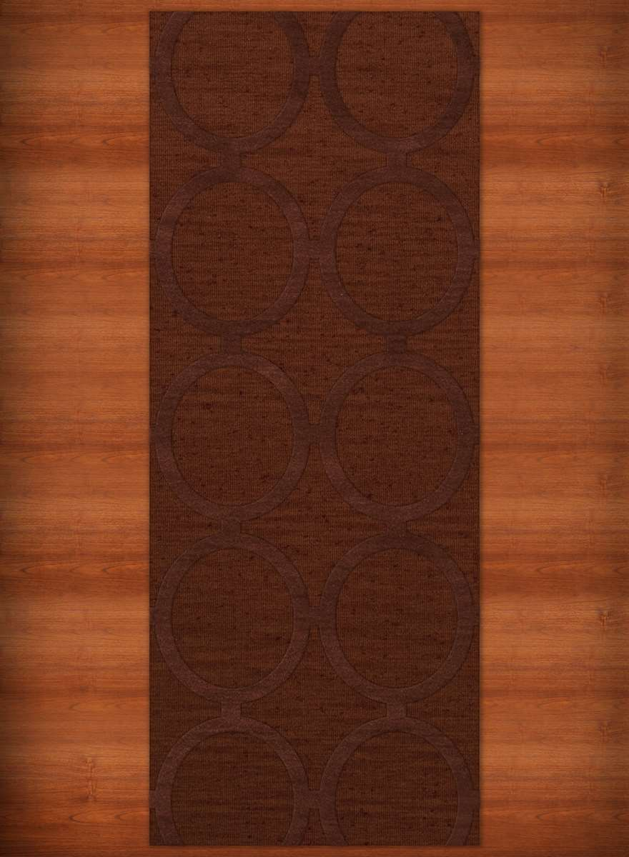 Dalyn Dover Custom Dv14 Paprika Casual Area Rugs