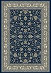 Ancient Garden 57120-3464 Navy Area Rug by Dynamic Rugs