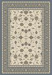 Ancient Garden 57120-6454 Beige/Light Blue Area Rug by Dynamic Rugs