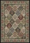 DaVinci Panel 32 Black Area Rug