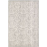 Karastan Euphoria Barrow Willow Gray 91195-90075 Area Rug