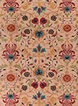 Kas Anise 2431 Beige Tapestry Area Rug