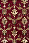 Kas Cambridge 7364 Red Palazzo Area Rug