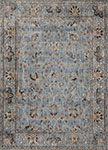 Kivi KV-06 Lt. Blue Clay Area Rug - Magnolia Home by Joanna Gaines