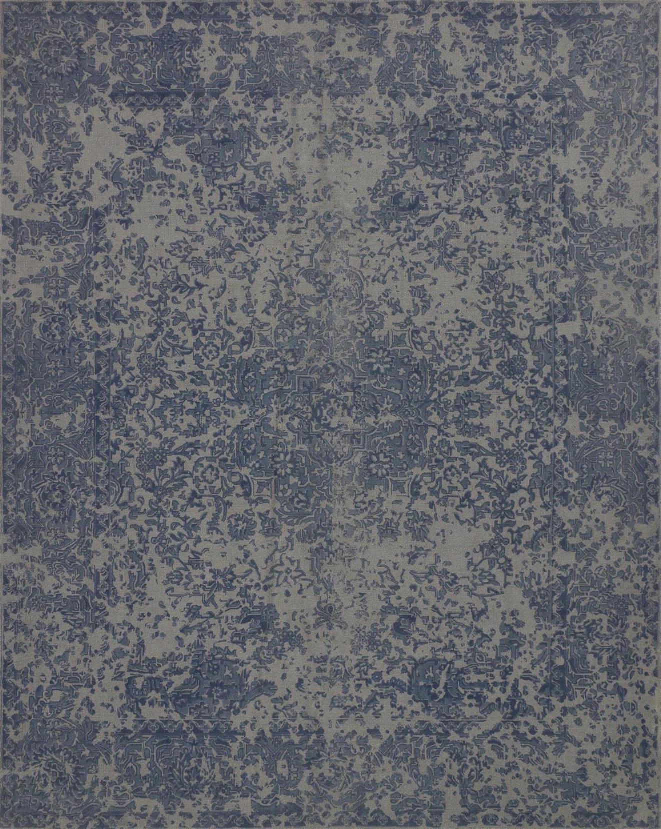 Lily Park Lp 01 Blue Area Rug Magnolia Home By Joanna