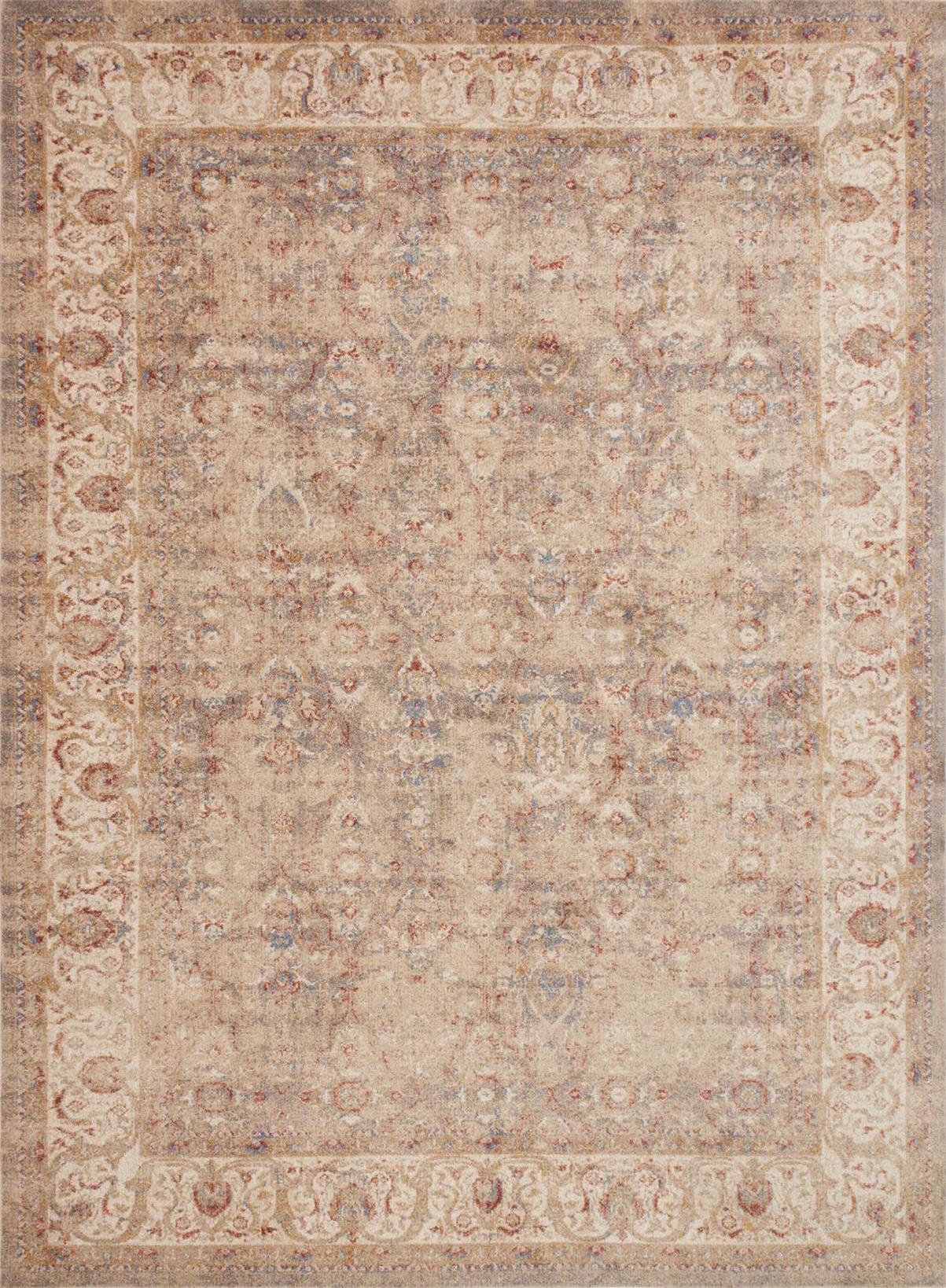 Trinity Ty 04 Sand Ivory Area Rug Magnolia Home By