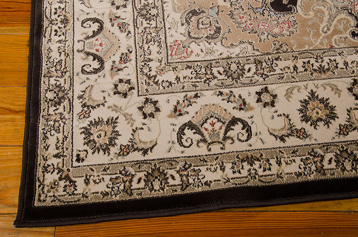 The Ararat Collection By Nourison Offers Traditional Persian Designs In A  Highly Durable And Affordable Area Rug. Power Woven From 100%  Polypropylene, ...