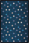 Playful Patterns Spot On Seaside Area Rug by Joy Carpets