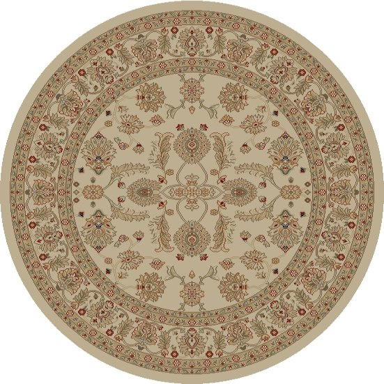 Mohawk Home Traditional Jewel Rug: Concord Global Jewel 4442 Ivory Area Rug
