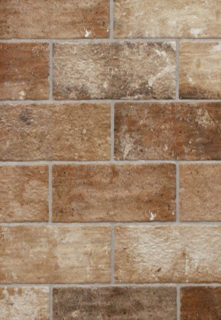 London Brick Beige 5 Quot X 10 Quot Porcelain Floor Tile