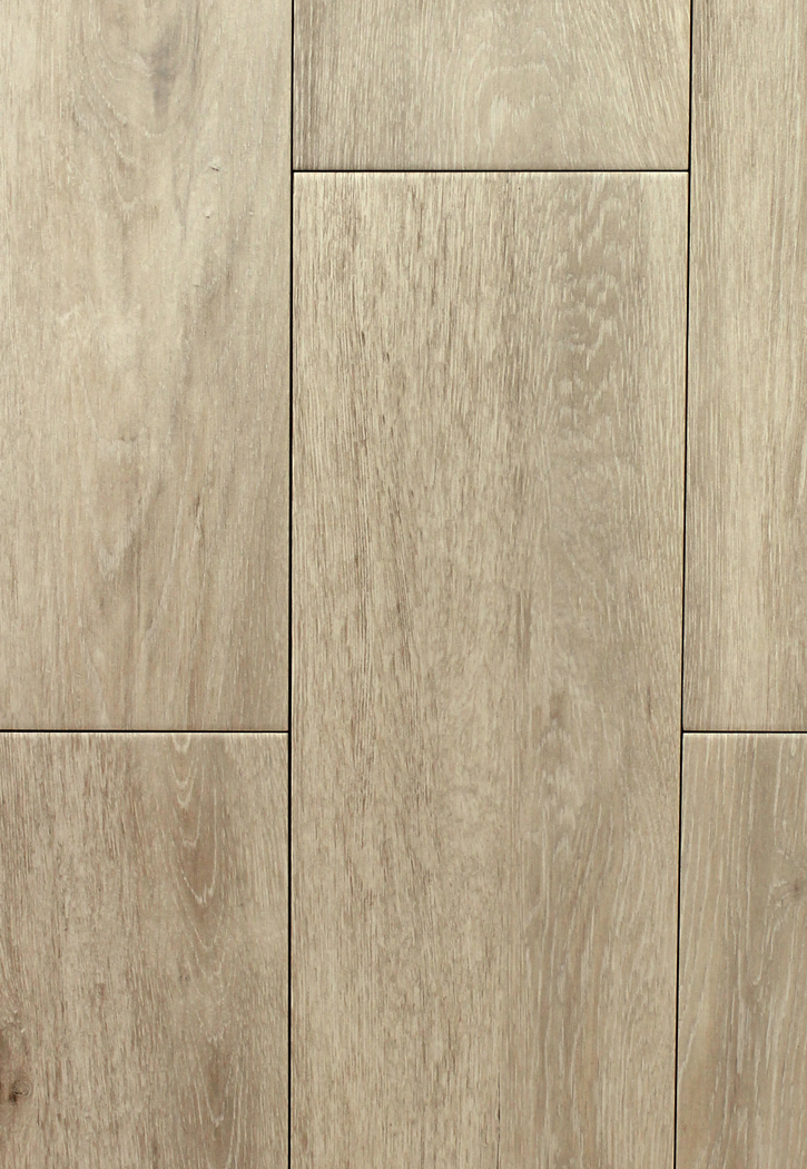 Niove Haya Taupe Faux Wood 7 X 20 Ceramic Floor Tile