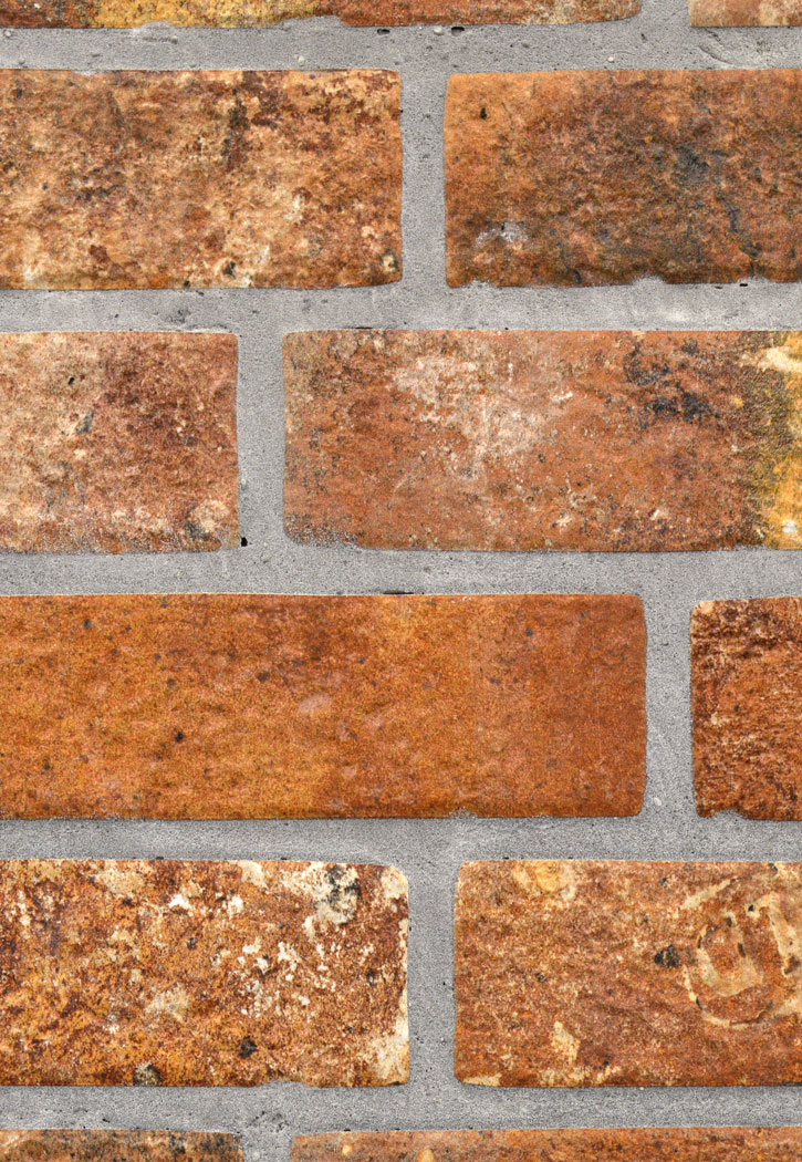 London Brick Sunset 2 33 Quot X 10 Quot Porcelain Floor Or Wall