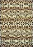 Easton 6590/6848 Mirador Multi Area Rug by Couristan