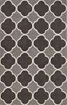 Infinity IF2 Charcoal Area Rug by Dalyn
