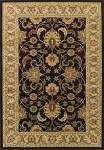 Wembley WB45 Chocolate Area Rug by Dalyn