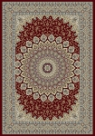 Dynamic Rugs Ancient Garden 57090-1484 Red Area Rug