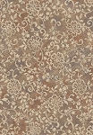 Dynamic Rugs Eclipse 63293-4868 Copper Area Rug