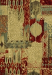 Dynamic Rugs Eclipse 68137-8080 Multi Area Rug