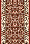 Dynamic Rugs Ancient Garden 57011-1414 Red Ivory 2'2