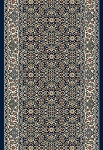 Dynamic Rugs Ancient Garden 57011-3464 Navy 2'2